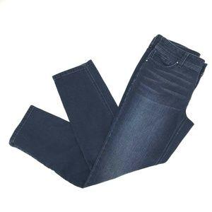 Chico's So Slimming Skinny Ankle Jeans Sz 0/S/4